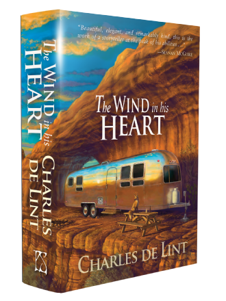 The Wind in His Heart (preorder)