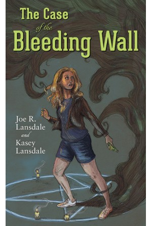 The Case of the Bleeding Wall Cover