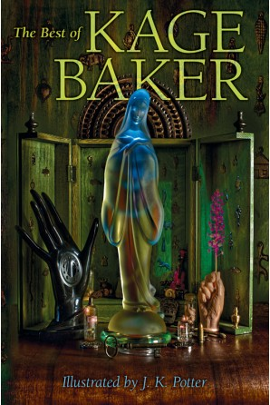 Best of Kage Baker eBook