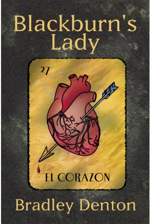 Blackburn's Lady Cover