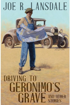 Driving to Geronimo's Grave And Other Stories Signed Limited Edition