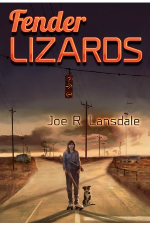 Fender Lizards eBook