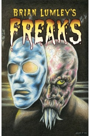 Brian Lumley's Freaks eBook