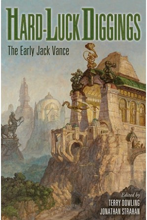 Hard-Luck Diggings: The Early Jack Vance