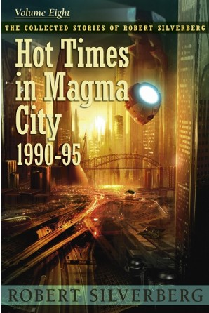 Hot Times in Magma City Trade Paperback Edition