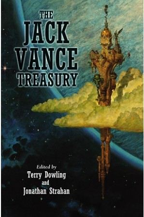 Jack Vance Treasury eBook