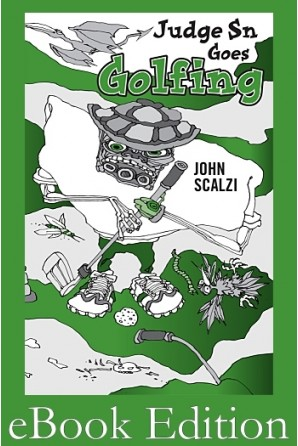 Judge Sn Goes Golfing eBook