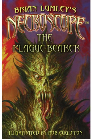 Necroscope: The Plague-Bearer eBook