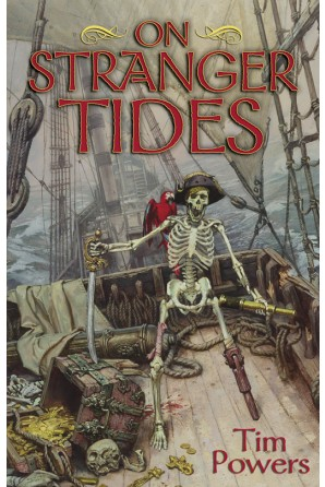 On Stranger Tides Cover