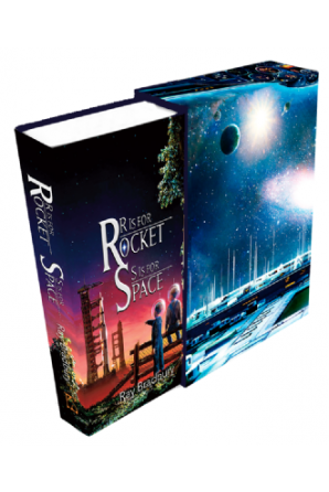 R is for Rocket and S is for Space (preorder)