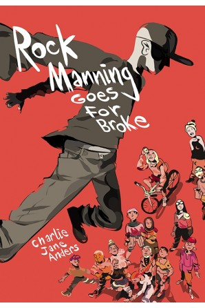 Rock Manning Goes for Broke (preorder)