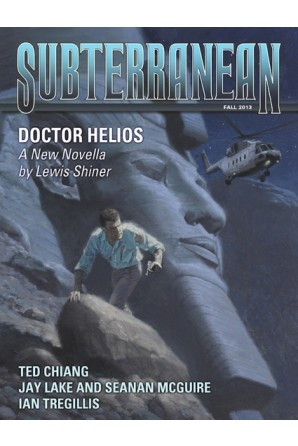 SUBTERRANEAN PRESS MAGAZINE Fall 2013