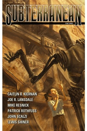 SUBTERRANEAN PRESS MAGAZINE Fall 2007