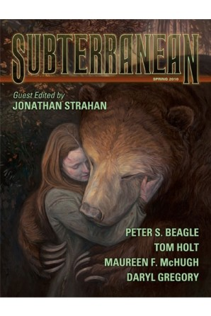 SUBTERRANEAN PRESS MAGAZINE Spring 2010