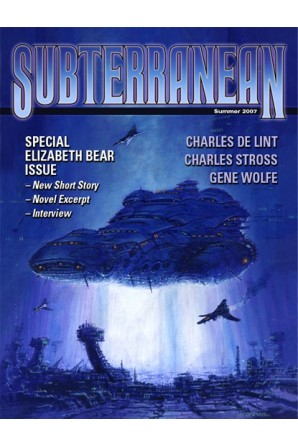 SUBTERRANEAN PRESS MAGAZINE Summer 2007