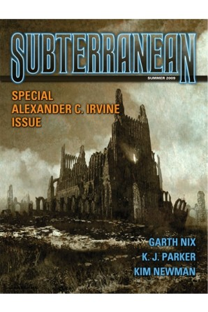 SUBTERRANEAN PRESS MAGAZINE Summer 2009