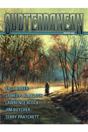 SUBTERRANEAN PRESS MAGAZINE Winter 2009