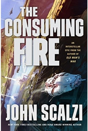 Consuming Fire, signed (preorder)