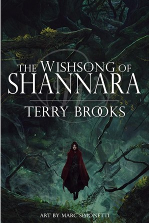 The Wishsong of Shannara Signed Limited Edition (preorder)